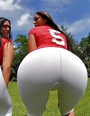 Big ass Latinas like to fuck